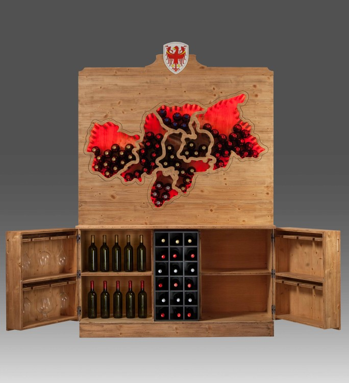 Wine collection_winerack Sud-Tirol_2.JPG